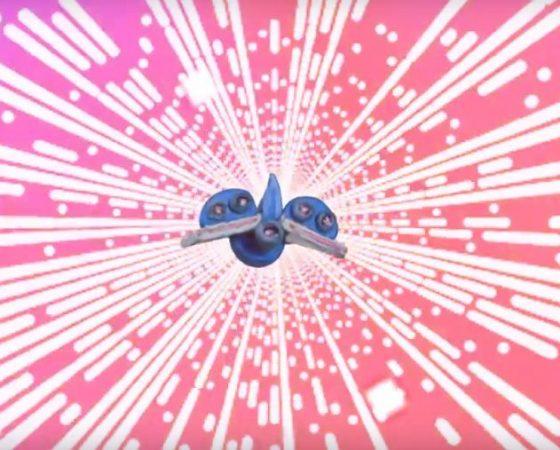 Commercial for Zeenok's Space Bar